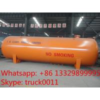 Wholesale ASME factory price CLW brand 100,000L bulk lpg gas storage tank for sale, best price 100m3 surface lpg gas storage tank from china suppliers