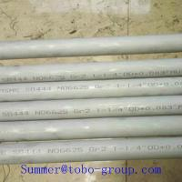 Wholesale ASTM A789 Super Duplex S 32760 Stainless Steel Seamless Pipe from china suppliers