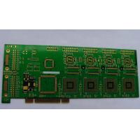 Wholesale Plating gold double side pcb ( 2 layer pcb board) E320045 ROHS for power supply from china suppliers