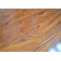 Quality High Gloss  Laminate Flooring with Unilin Click Locking for sale