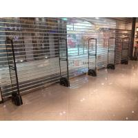 Quality Anti Theft EAS Acrylic 58KHz AM Automatic Checkpoint Alarm System For Clothing Store for sale