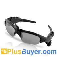 Wholesale Bluetooth MP3 Player Sunglasses - 4GB from china suppliers