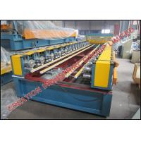 Wholesale Adjustable Steel Wall / Roof Panel Roll Forming Machine for Sandwich Panels from china suppliers