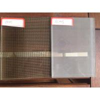 Quality Metallic Coated Fabric Mesh Glass for sale
