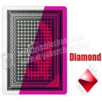 Wholesale 2 Jumbo Index Lion Invisible Playing Cards Entertainment Cheating Poker Cards from china suppliers