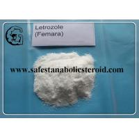 Wholesale 99% Purity Letrozole Powder Anti Estrogen Steroids Femara CAS 112809-51-5 for  Breast Cancer from china suppliers