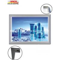 Wholesale Poster Light Box Displays Slim Led Light Box With 30mm Frame And Customed Size from china suppliers