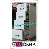 Wholesale Safety Fire Rated File Cabinets With Separately Mechanical Lock For Laboratory from china suppliers