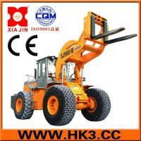 Wholesale forklift wheel loader can lift 18 tons from china suppliers