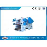 Wholesale Large Output Leaves Branches Disc Wood Chipper Machine with 4m Feed Conveyor from china suppliers
