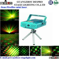 Wholesale Firefly DJ Laser Effect Light 1500MW Mini Laser Nightclub Lighting from china suppliers