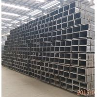 Wholesale China factory price ASTM A500 Gr. B Square Steel Pipe for Steel Structure from china suppliers