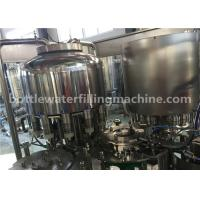 Wholesale Rotary 3-In-1 Liquid Bottling Filling Line Pure Water Bottle Filling Machine 4.23KW from china suppliers