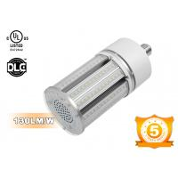 Wholesale Energy Saving E40 Corn Cob Led Lamps Dustproof With Aluminum Material , 5400lm Efficiency from china suppliers
