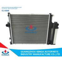 Wholesale Eco Friendly BMW Aluminum Radiator / BMW Car Radiator 132mm Core Thickness from china suppliers