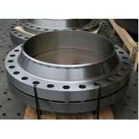 Buy cheap ASME B16.5 WNRF flange from wholesalers
