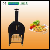 Wholesale Large cooking space new model wood fired pizza oven from china suppliers