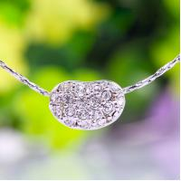 Wholesale Ref No.: 105013 Jequirity birthstone necklace for girls shop jewellery gemstone fashion jewelry from china suppliers