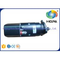 Wholesale 6.6 KW Power Diesel Engine Starter Motor For Wheel Loaders DH280LC-3 , Metal Material from china suppliers