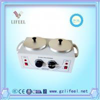 Wholesale Stylish Design for Professional Salon Use Double Pot Wax Warmer Heater hair remove from china suppliers