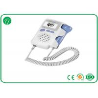 Wholesale 3MHz Probe Fetal Doppler Machine For Baby Heart Rate Alkalinity Battery from china suppliers