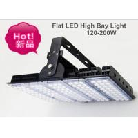 Wholesale Warm White 120W LED Tunnel Lights Adjustable Bracket Waterproof Flood Lights from china suppliers