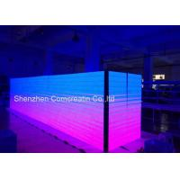 Wholesale Front Service P5 Curtain LED Screen Full Color SMD Video Screen Wall Custom from china suppliers