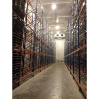 Wholesale Cold Room Minus 25 Degree Industrial Pallet Racks , Pallet Size 1200 X 1000mm from china suppliers