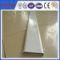 Wholesale Hot! customized extruded aluminum profiles, 300mm width aluminum panel from china suppliers