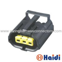 Wholesale 3 Way Female Connector PA66 + GF Housing Car Wiring Harness Connectors 344273-3 from china suppliers