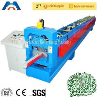Wholesale Portable Gutter Roll Forming Machine , Cold Roll Forming Equipment High Speed from china suppliers