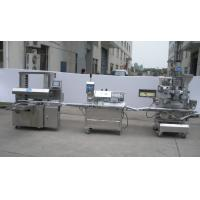 Quality 28L Capicity Food Processing Machinery 2 Layer Filling Products for sale
