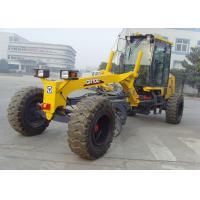 Wholesale Ground Leveling Earthmoving Motor Grader Machine GR100 With 350KPa Tire Inflation Pressure from china suppliers