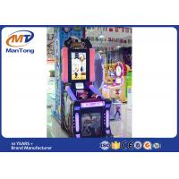Wholesale Big Punch Boxing Arcade Game Machines Boxing Games Tickets Redemption Game Machine from china suppliers