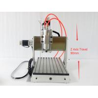 Wholesale Table Top Spindle Milling Machine Z Axis CNC Router 3020 With 3 Axis from china suppliers