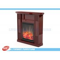 Wholesale OEM Multi Shape / Color Home Decor Fireplaces ISO With Custom Logo from china suppliers