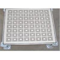 Wholesale Hard Cold Rolled Steel Network Raised Floor Grid High Dimensional Precision from china suppliers