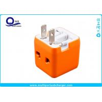 Wholesale Mini Size 3 In 1 Wifi Smart Plug Socket Foldable Built In Fuse Protection from china suppliers
