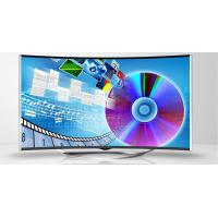 Wholesale Android 4.4 WIFI Curved LED TV Ultra High Resolution 4K With 2 Tuners from china suppliers