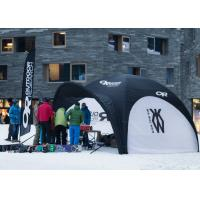 Buy cheap Outdoor Inflatable Tent Dome Inflatables Tent UV Resistance Airtight Tent from wholesalers