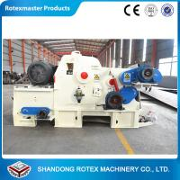 Wholesale High Capacity Wood Sawdust Maker Machine / Wood Chip Pellet Machine from china suppliers