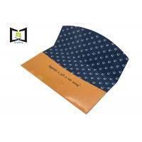 Quality Double sides Brochure Printing Service gift envelope glossy oil finish for sale