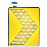 Buy cheap Super Bright LED Solar Traffic Signs Chevron Light With 3M HI Reflective Film from wholesalers