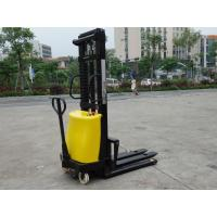 Wholesale Stand up Semi electric stackers with lift height 3meters from china suppliers