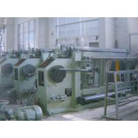 Wholesale Galvanized Hexagonal Gabion Wire Netting Machine With Automatic Oil System from china suppliers
