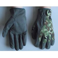 Wholesale Camo Shock - proof Basic Utility, Plumbing or heavy duty Mechanic Work Gloves from china suppliers