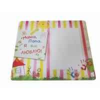 Wholesale Anti Slip Eva Base Photo Insert Mouse Pad For Promotional Gift from china suppliers