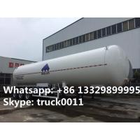 Wholesale China best price and high quality lpg gas tank semitrailer for sale, high quality and best price CLW propane gas trailer from china suppliers