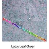 Quality Marble Tiles (Lotus Leaf Green) for sale
