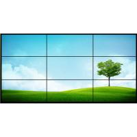 Wholesale 46 Inch Seamless Spliced Lcd Video Wall Display , Narrow Gap Tv Seamless Lcd Panels from china suppliers